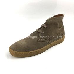 Высококачественная кожа повседневная обувь мужчин моды Man пустыни Boot