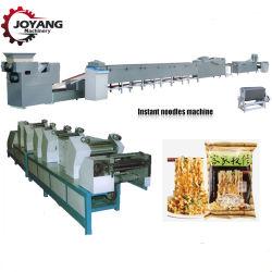 Queima de pequena escala de macarrão instantâneo a máquina de processamento