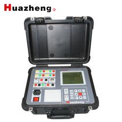 HV 스위치 분석기 고전압 회로 차단기 작동 메커니즘 테스터