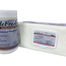 Не из биоразлагаемых очистка взрослых влажных салфеток для очистки влажной ткани