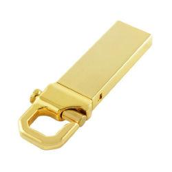Le logo OEM Pendrive UDP en métal lecteur Flash USB 1GB 2GO 4 GO 8 GO de 16Go et 32 Go 64 Go de 128 Go Memory Stick™ USB personnalisé en vrac