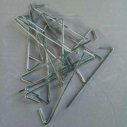 10 pièces des piquets de tente en acier galvanisé