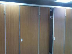 Panel de resina fenólica de la puerta del armario Baño