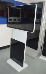 Factory Direct Ad-Player tragbarer Floor Standing Advertising Player Innenwerbung 42Zoll Touchscreen