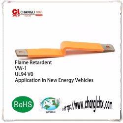 Высокая Негорючий VW-1 оранжевый термоусадочная трубка защиты используется в новых автомобилей