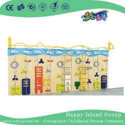 Bunte Indoor Kletterwand für Kinder Spielzeugspiel (HJ-18904)
