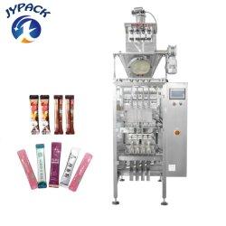 De automatische het Vullen van de Zak van de Stok van Vier Stegen Machine van de Verpakking voor Koffie/Melk/Thee