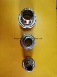 太陽給湯装置の予備品かアクセサリ--管付属品の雄ネジの真鍮のアダプター連合