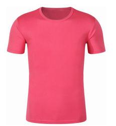 Onlline tiendas ropa venta caliente Dry Fit camiseta Ropa personalizada
