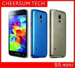 Remodelado Galaxy Original S5 Mini-G800f 4,5 polegada quad core 1,5GB RAM 16GB ROM 8MP 4G Lte Android Market Smart Phone Free DHL 10HP
