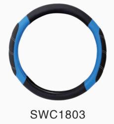 Delen van uitstekende kwaliteit SWC1803 van de Auto van de Dekking van het Stuurwiel van het Leer Auto