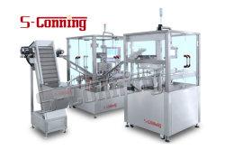 GMP CE 인증 프리필드 주사기 어셈블리 기계 가격 로드 어셈블리 및 라벨 부착 의약품 기계 배럴 및 플런저 생산 라벨링 기계