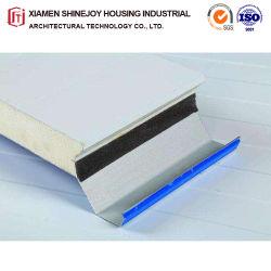PU-Polyurethan-Abkühlung-Stahlzwischenlage-Kaltlagerungs-Gefriermaschine-Panel