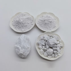 مسحوق الباريت ذو الطبقة الكيميائية 325mesh للمطاط والبلاستيك وحشوة الفرامل