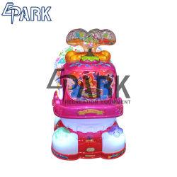 Parc à thème populaire chaud Kids Belle Ride kiddie ride rotation sur les voitures Coin exploité Machine de jeu