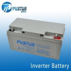 De Uitstekende Batterij 12V65ah VRLA van Pustun in Ontwerp Met lange levensuur