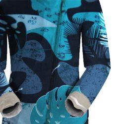 Modèle spécial d'impression 100%Polyester tissu textile étanche pour Anti-Sun-protection/Jakets