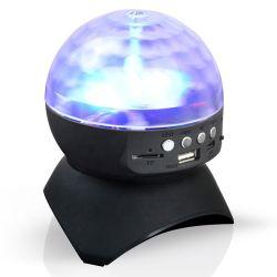 2019 Nouvelle conception Flash LED BT portable sans fil Le président de l'éclairage