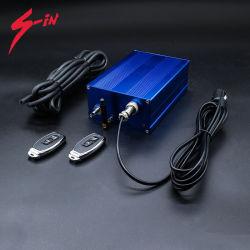 Válvula de escape de coche universal bomba de vacío de modificación de la caja de control con mando a distancia