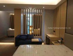 Insieme moderno della mobilia della camera di albergo di Deisgn dell'hotel della camera da letto di Furniutre del compensato dell'impiallacciatura della mobilia standard dell'hotel