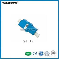 LC 5 dB F-F Tipo de adaptador atenuador de fibra óptica