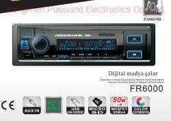 Venta caliente Car Audio Reproductor de MP3 con Bluetooth USB AM FM