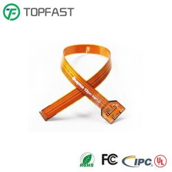 OEM RoHS profissional personalizado de Camada Dupla FPC PCB PCB flexível PCB da placa de circuito impresso com Electronics