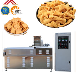 Machines de production alimentaire de Cheetos à maïs autoamtique complet Ligne de traitement