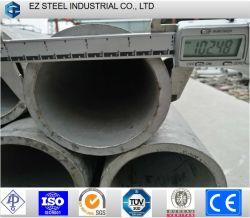 201, 202, 304, 304L LOS REG de acero inoxidable de tubos sin costuras