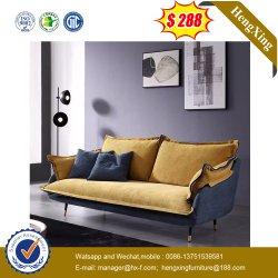 黄色いカラーライト贅沢な一組のホームによって使用されるソファー