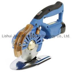 Machine de coupe à tapis lame en acier avant Batterie au Lithium solide Machine de coupe électrique
