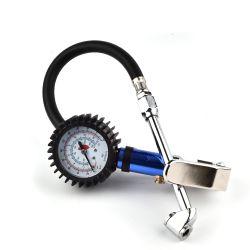 Manómetro de presión de neumáticos de inflador con Dial, Automático, indicador de presión de inflado de neumáticos para camiones