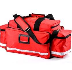 大容量救急対応システムバッグが空の緊急緊急緊急手荷物 緊急時の備品は含まれていません
