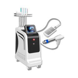 Beauty Salon Verwenden Sie Multifunktions-Schock-Wellen-Therapie Cryolipolyse Pad Maschine