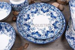 패드 프린팅과 함께 저렴한 가격으로 제공되는 Portcelain dinnerware 테이블 웨어