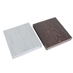 Водонепроницаемый Ocox цельной древесины Композитный пластик пол открытый WPC декорированных пол