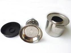 Contêiner vazio de metal e dispensador de solvente utilizado para o equipamento e a indústria do couro