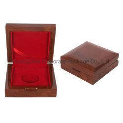 Настроенные на заводе глянцевое покрытие деревянные медали медали хранения Подарочная упаковка