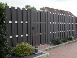 Qualidade superior paralela de bricolage WPC Banheira Venda construção de vedações