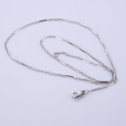 Or Argent Fashion acier inoxydable 316L Chaîne Câble Necklace Earring Bracelet Bijoux