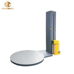 Günstige Automatische Schrumpfung Stretch Palette Verpackung Maschine Stretch Film Palette Verpackung