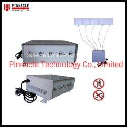 Типу стены/Desktop 8 антенны сигнал перепускной Blockefor сигнала пульта дистанционного управления CDMA и GSM/3G/4glte мобильному телефону/Wi-Fi /Bluetooth2.4G/5.8g/кражи Lojack/Xm радио/GPS L1 L2