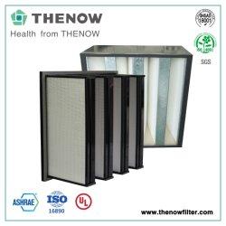 CADRE PLASTIQUE ABS F7 F8 F9 H10 H11 H12 H13 Filtre HEPA V Bank