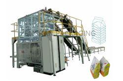 CE sac multifonction approuvé Machine automatique de l'emballage secondaire