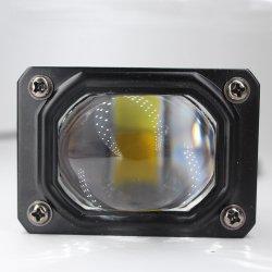 U9 Plus Laser Bi-LED عدسة جهاز العرض مع مصباح LED صغير تعمل العدسة بالضوء مع CANbus