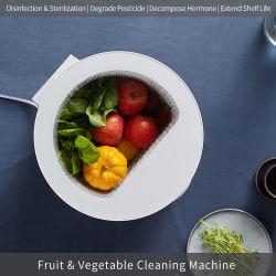 El plasma las frutas, hortalizas, maíz y carne Lavado/máquina de limpieza