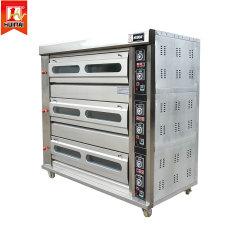 빵 피자 요리를 위한 경제 유형 싼 갑판 가스 굽기 오븐