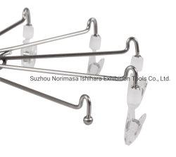 Schmuck Display Ständer Halter Ohrring Display Ständer Schmuck Rack Lagerung Drehbarer Metallhalter