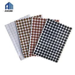 家具PVC机のための装飾的なプラスチックねじカバーか表またはキャビネット