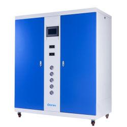 Sistema de água ultrapura para laboratório no Centro de Alimentação Central